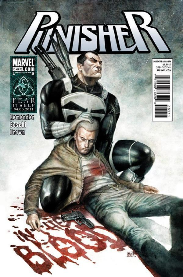 Punisher In the Blood #5