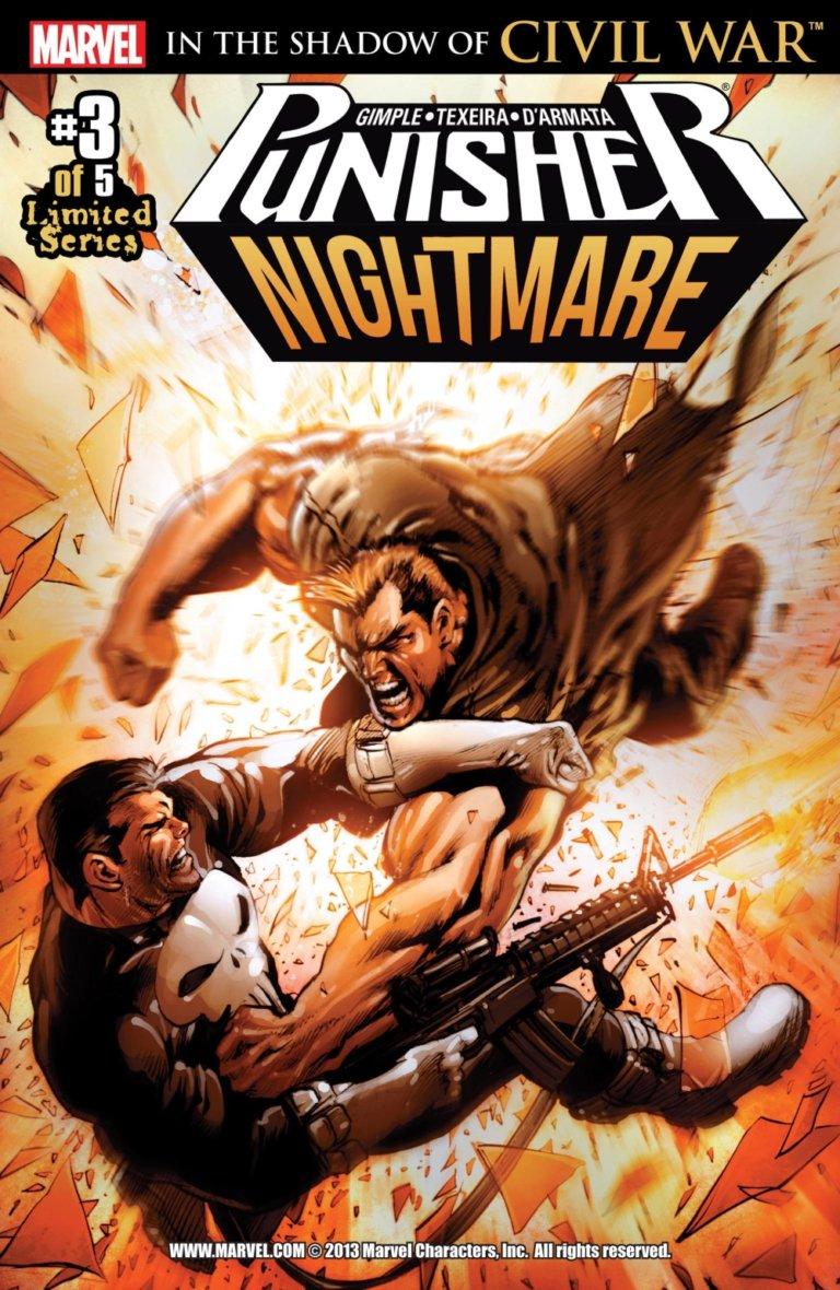 Punisher Nightmare #3