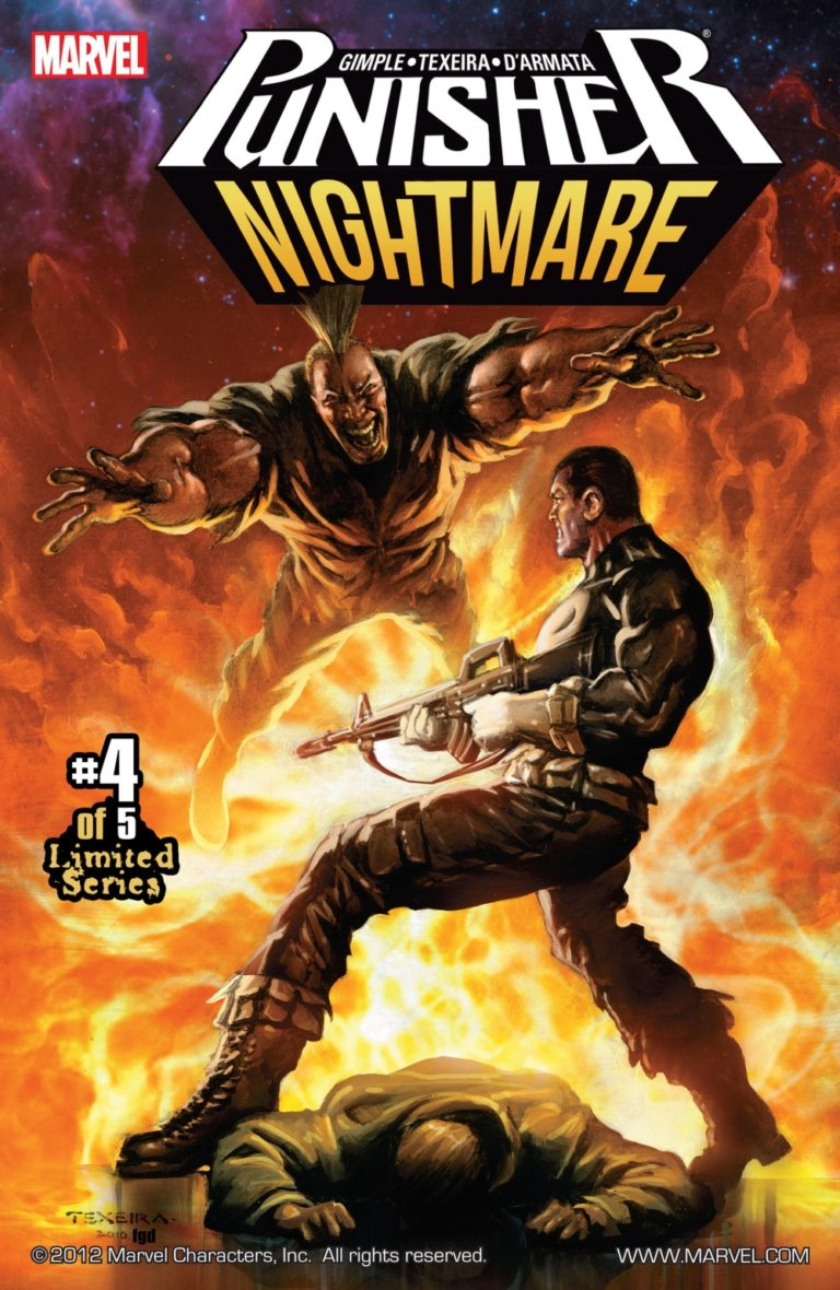 Punisher Nightmare #4