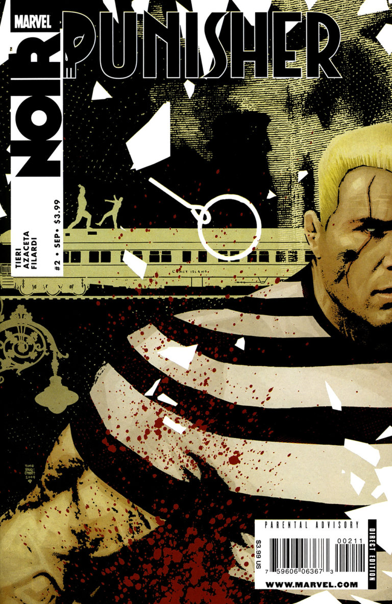 Punisher Noir #2