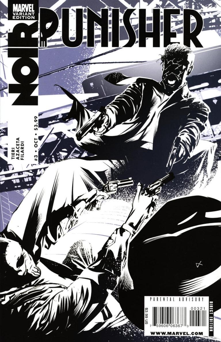 Punisher Noir #3 b