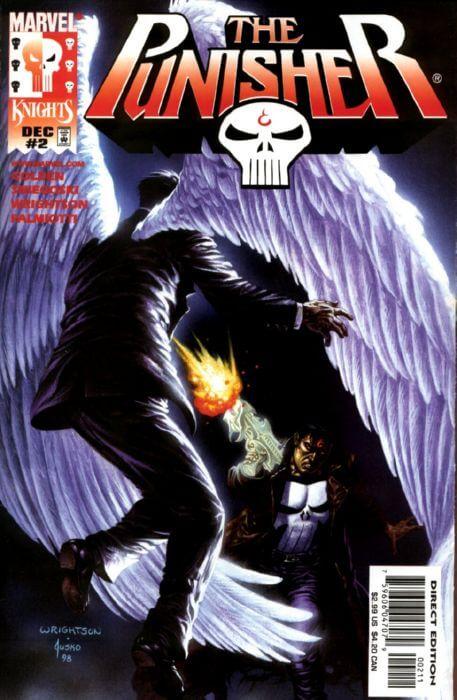 Punisher Purgatory #2