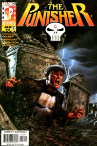 Punisher Purgatory #3