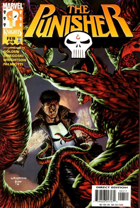 Punisher Purgatory #4