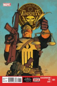 Punisher Trial of the Punisher #1