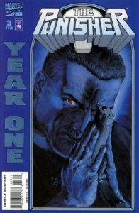 Punisher Year One #3