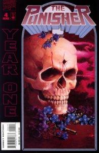 Punisher Year One #4