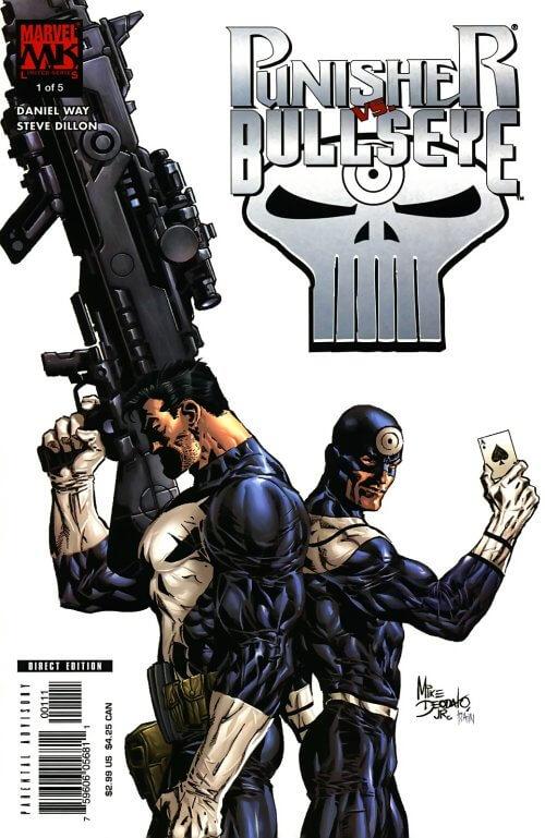 Punisher vs. Bullseye #1
