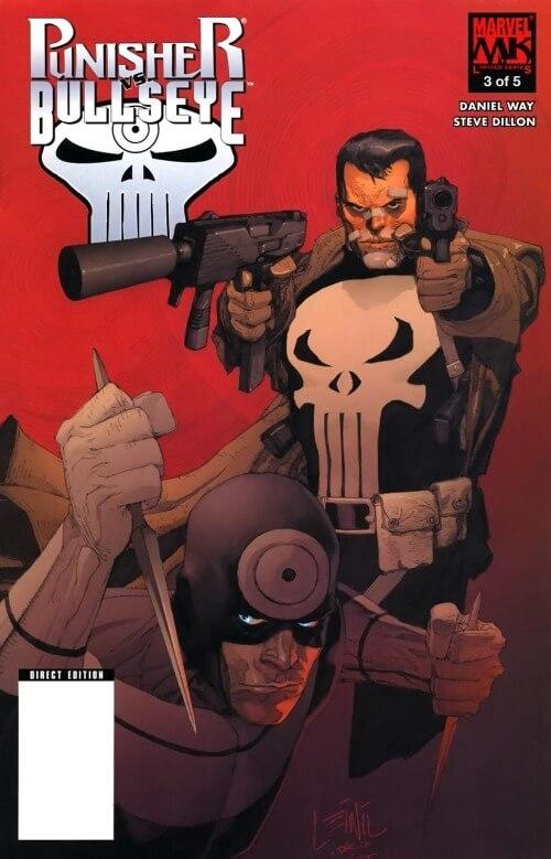 Punisher vs. Bullseye #3