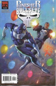 Punisher vs. Bullseye #4