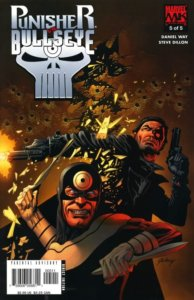 Punisher vs. Bullseye #5