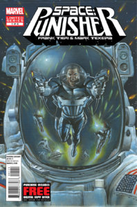 Space Punisher #1