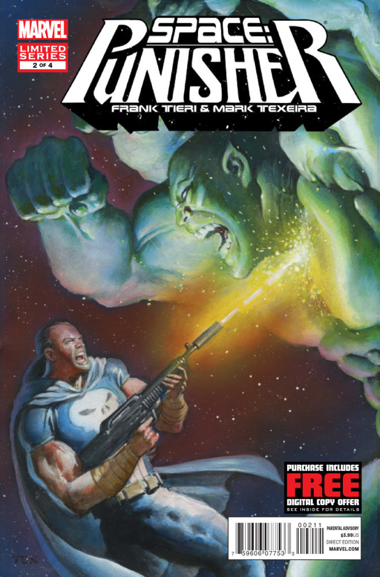 Space Punisher #2