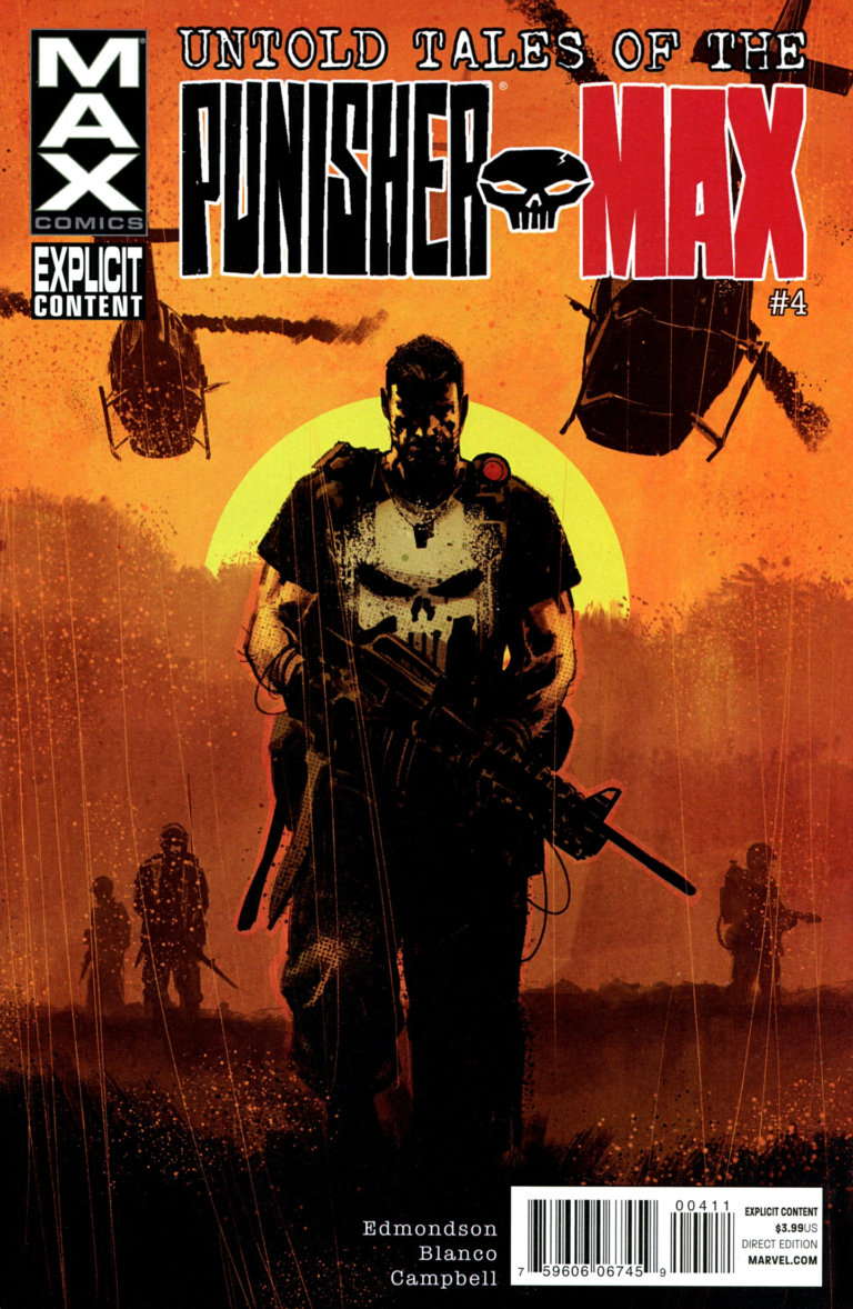 Untold Tales of Punisher MAX #4