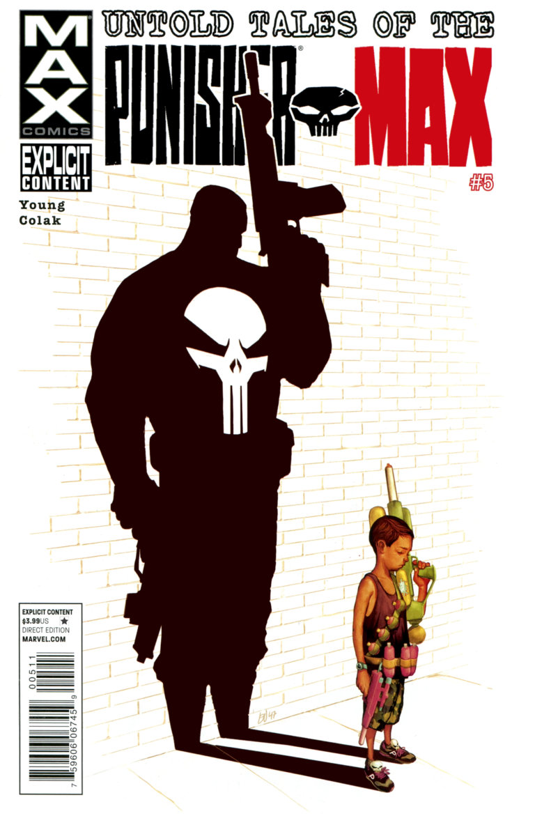 Untold Tales of Punisher MAX 5
