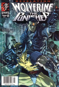 Wolverine Punisher Revelation #1