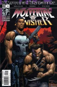 Wolverine Punisher #2