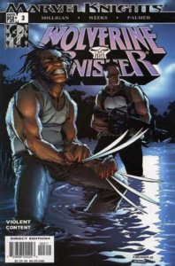 Wolverine Punisher #3