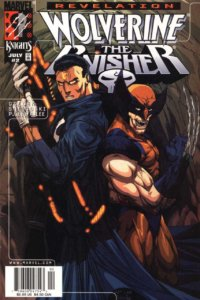 Wolverine Punisher Revelation #2