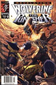 Wolverine Punisher Revelation #3