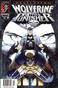 Wolverine Punisher Revelation #4