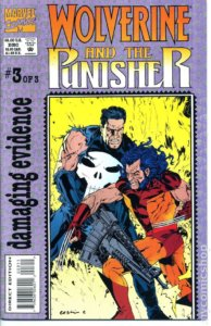 Wolverine Punisher Damaging Evidence #3