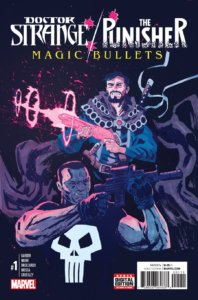 Doctor Strange Punisher Magic Bullets #1