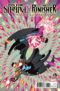 Doctor Strange Punisher Magic Bullets #3 b