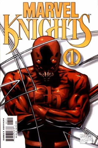 Marvel Knights Vol 1 #1 b