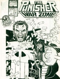 Punisher War Zone #1c