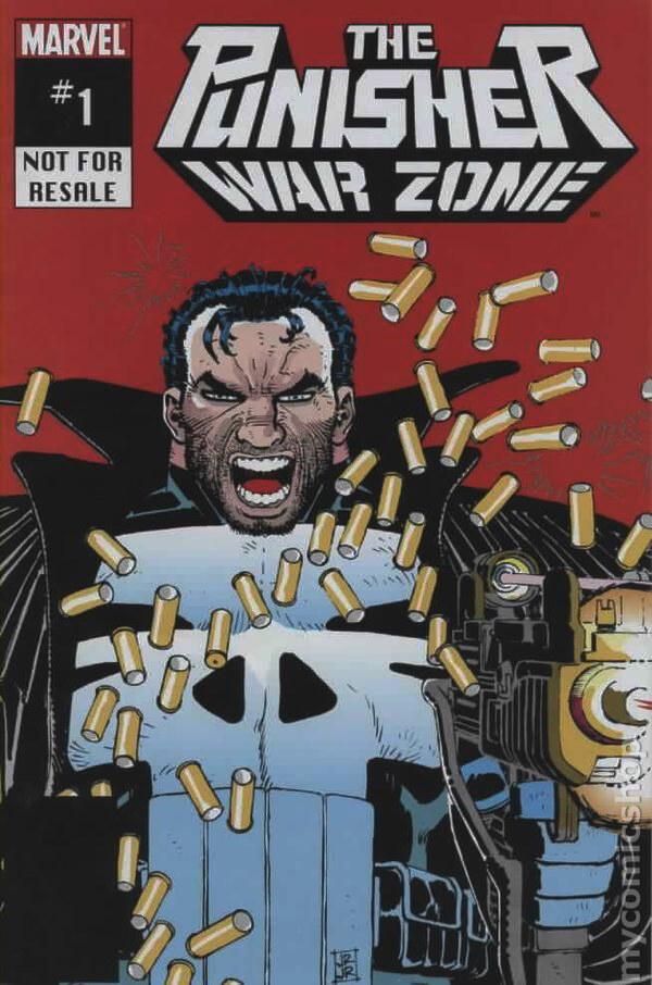 Punisher War Zone #1d