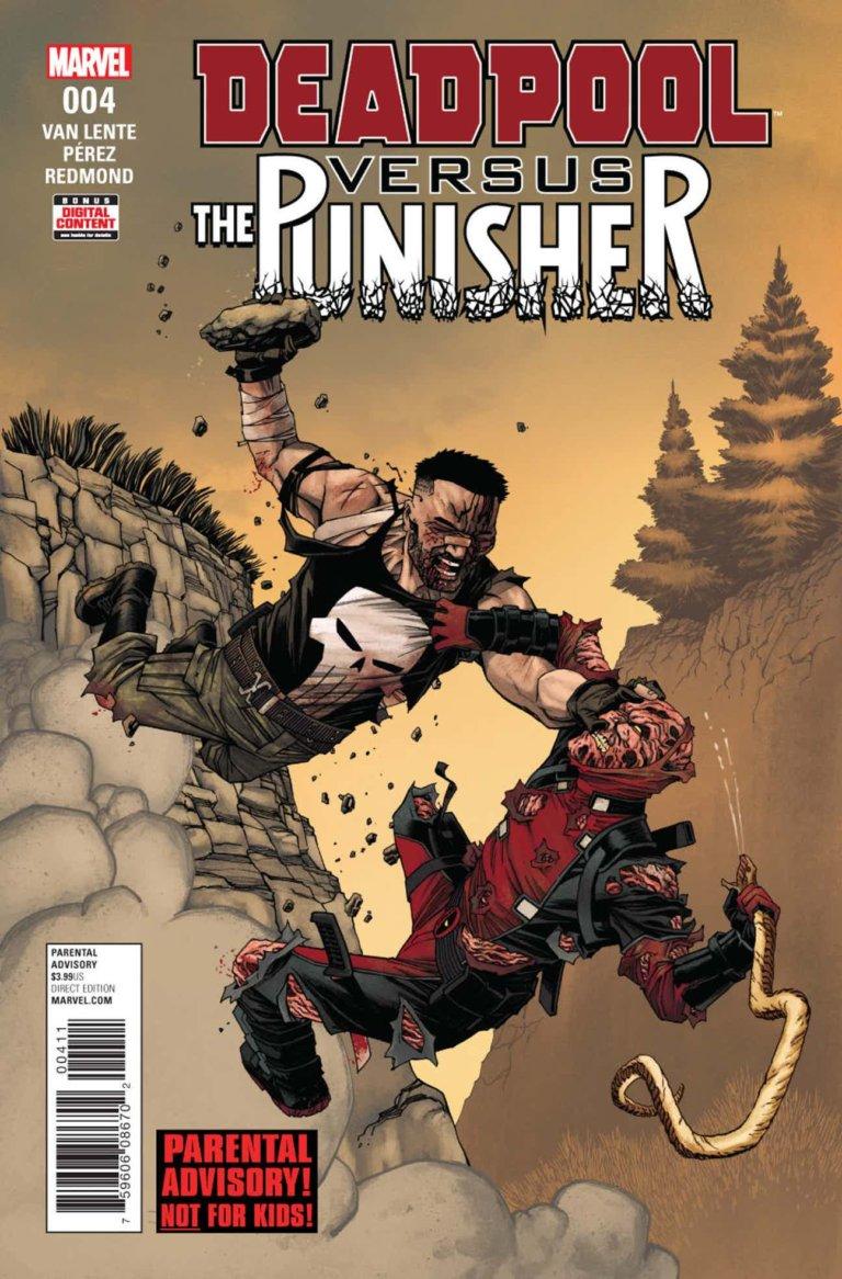 Deadpool vs. Punisher #4