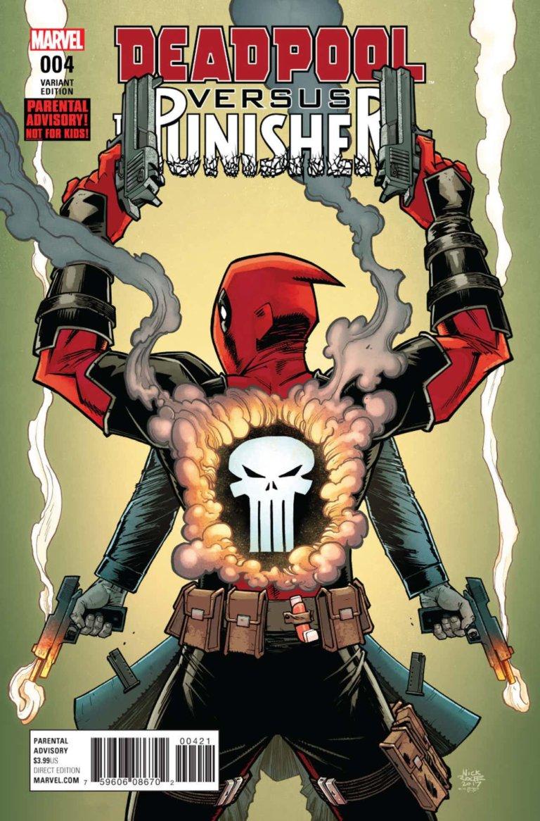 Deadpool vs. Punisher #4 b