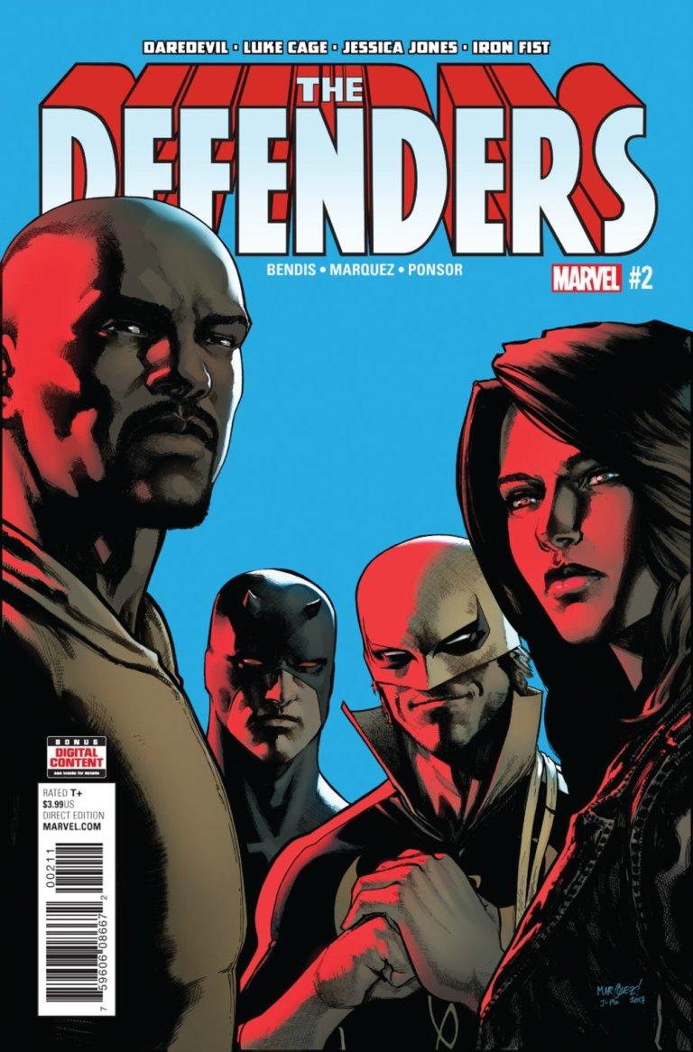 Defenders vol 5 #2