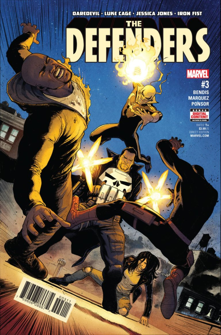 Defenders vol 5 #3