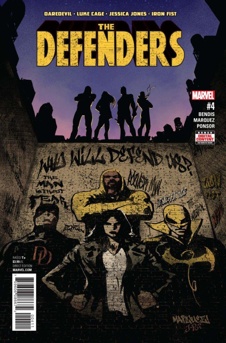 Defenders vol 5 #4