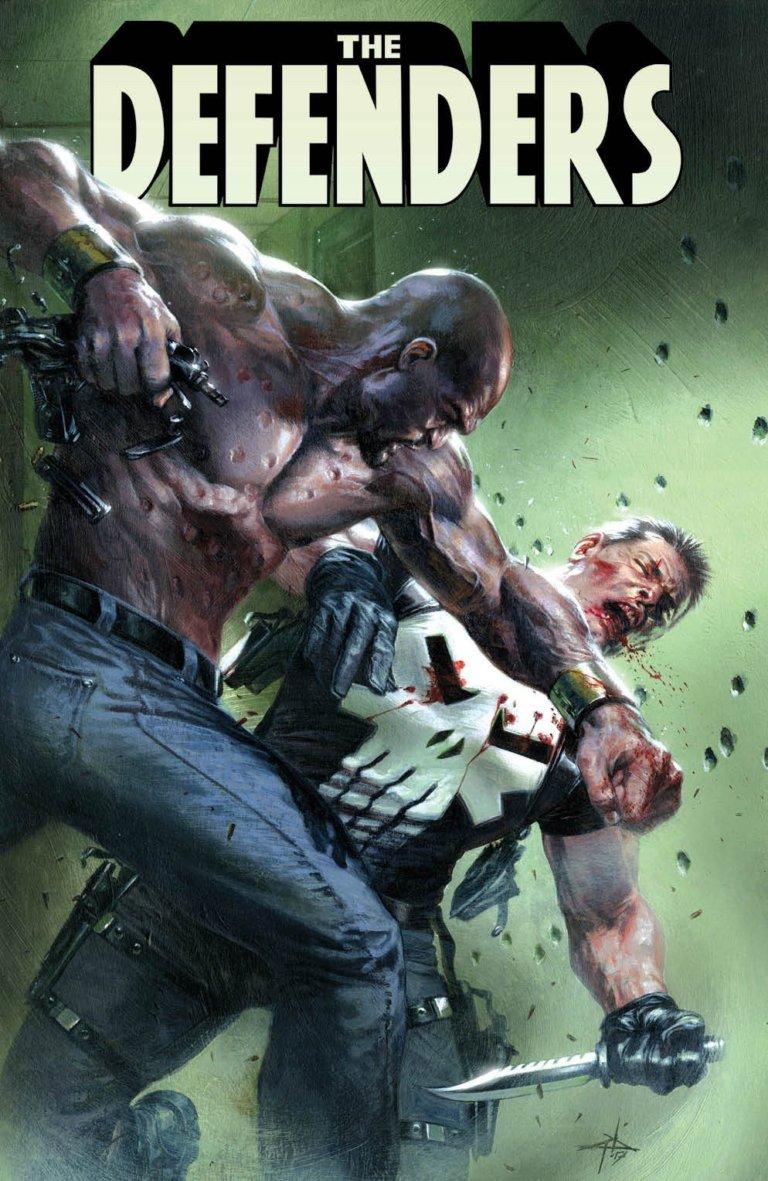 Defenders vol 5 #4 c