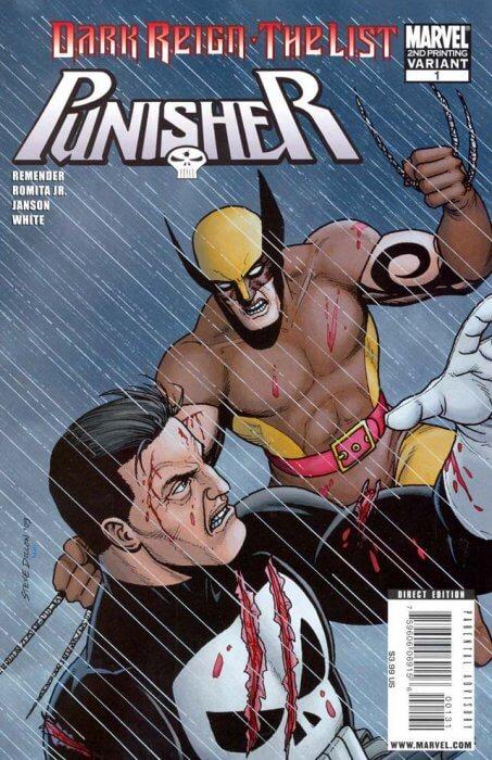Dark Reign: The List Punisher b