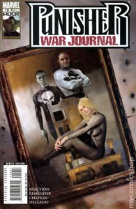 Punisher War Journal vol 2 #19 b