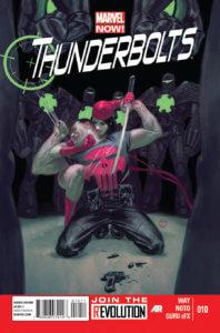 Thunderbolts vol 2 #10