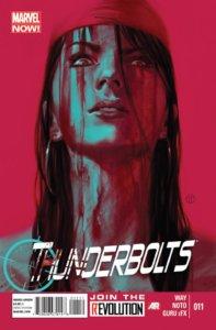 Thunderbolts vol 2 #11