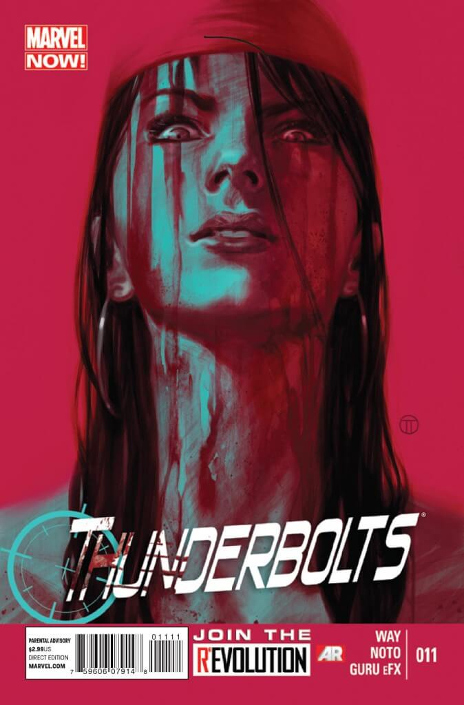 Thunderbolts vol 2 #11