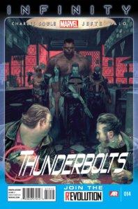 Thunderbolts vol 2 #14