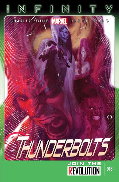Thunderbolts vol 2 #16