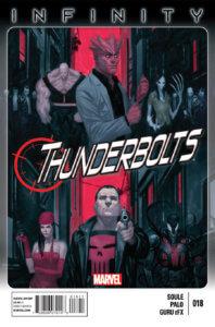 Thunderbolts vol 2 #18