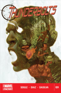 Thunderbolts vol 2 #24