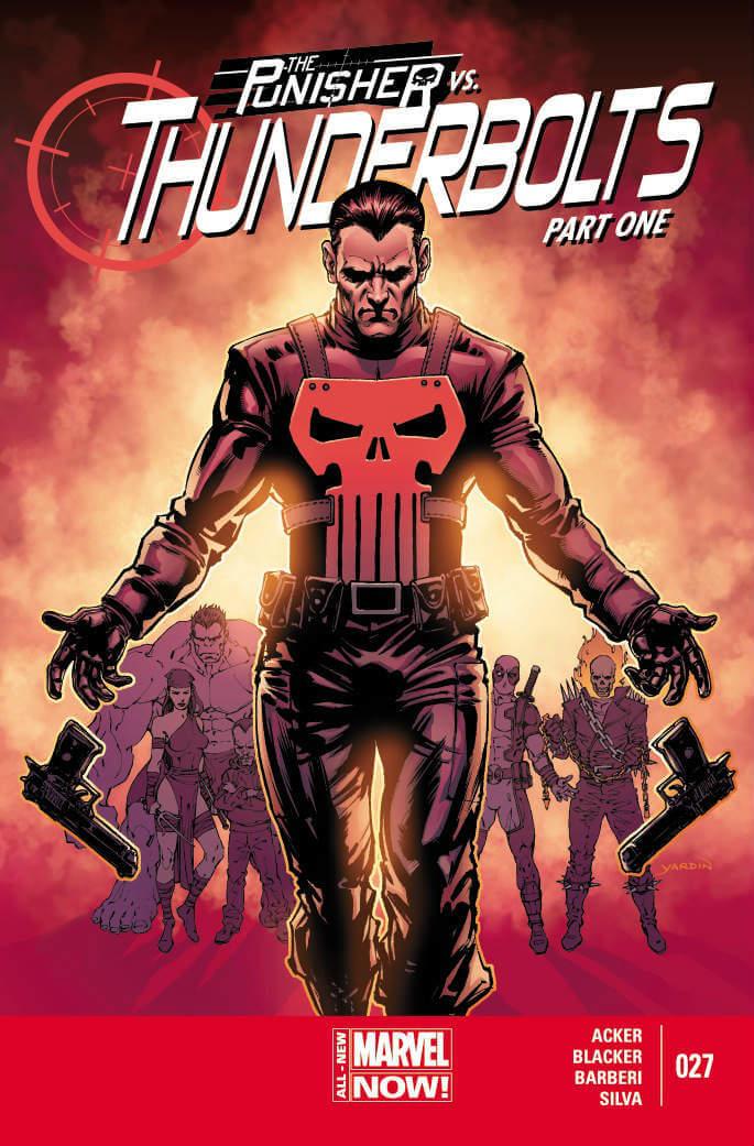 Thunderbolts vol 2 #27