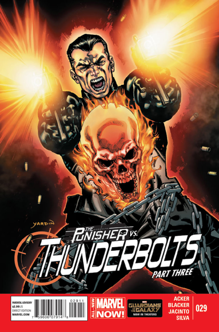 Thunderbolts vol 2 #29