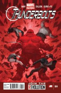Thunderbolts vol 2 #4