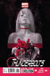 Thunderbolts vol 2 #6
